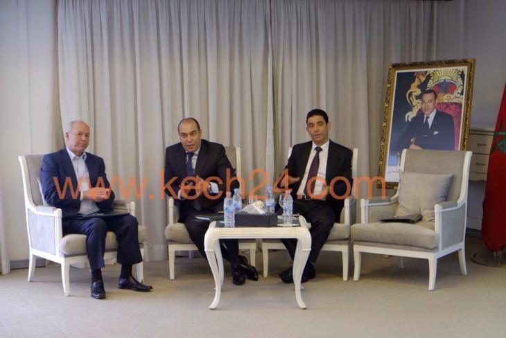 مراكش تحتضن المؤتمر الإقليمي لمكافحة المنشطات + صور خاصة