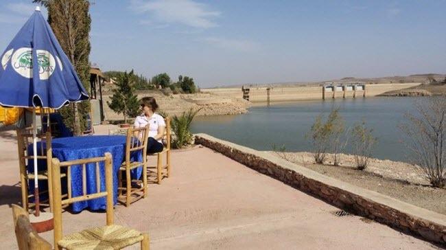 بهذه المنطقة من مراكش قضت الوزيرة المكلفة بالماء شرفات أفيلال عطلتها الأسبوعية
