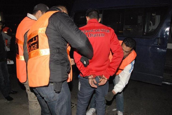 عناصر الأمن تعتقل