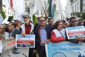 الجمعية المغربية لحقوق الإنسان تقاطع رسميا المنتدى العالمي لمراكش