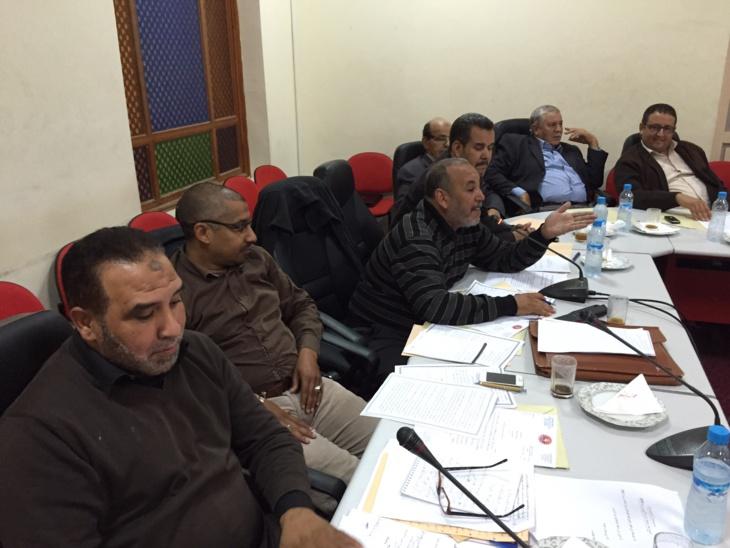 فوضى عارمة بالجمع العادي لغرفة التجارة والصناعة والخدمات لولاية مراكش