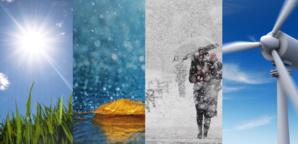 أحوال الطقس: أمطار متفرقة وزخات عاصفية بهذه المناطق
