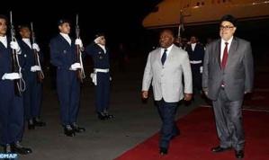 الرئيس الغابوني يحل بمراكش للمشاركة في أشغال الدورة الـ5 للقمة العالمية لريادة الأعمال