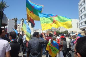 الراخا يدعو أمازيغ المغرب للتظاهر خلال المنتدى العالمي لحقوق الإنسان بمراكش
