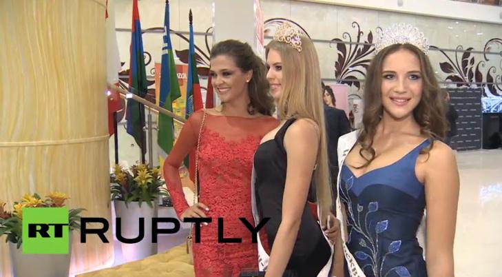 هذه أجمل 50 فتاة في روسيا + فيديو وصور