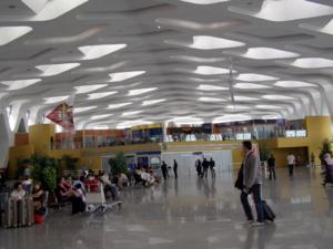 حركة المسافرين ترتفع بمطار
