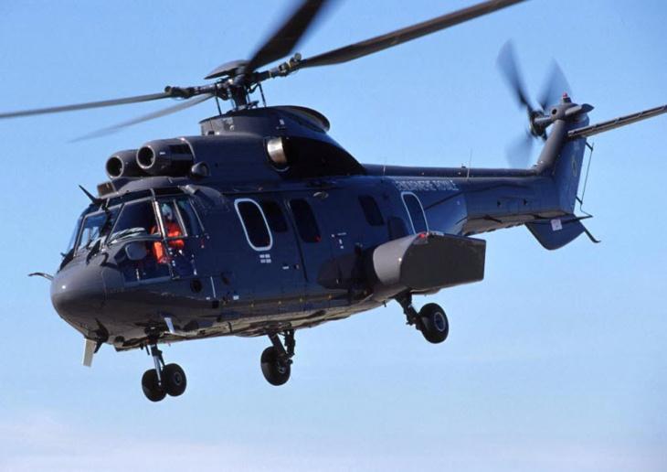 كلميم..إجلاء تسعة أشخاص بواسطة مروحية تابعة للقوات الملكية الجوية