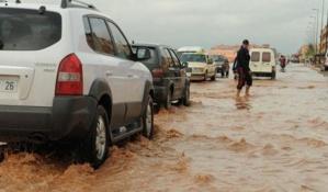 تساقطات مطرية غزيرة بلغت 230 ملم بهذه المناطق