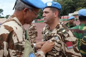 مقتل ثلاثة جنود من القبعات الزرق المغاربة غرب كوت ديفوار + فيديو