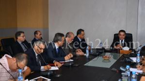 العميد الاقليمي سمير ابن الشويخ رئيسا للمنطقة الأمنية الأولى بمراكش
