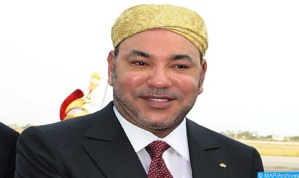جلالة الملك يهنئ الرئيس الحسن وتارا بفوز المنتخب الإيفواري بنهائي كأس إفريقيا للأمم لكرة القدم