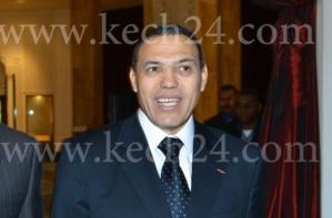 والي مراكش عبدالسلام بيكرات يجتمع بمسؤولين عن ولاية