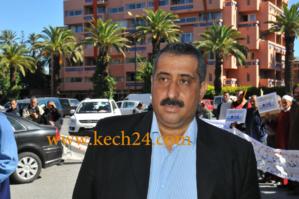المركز المغربي لحقوق الإنسان بمراكش يدخل على خط قضية إلغاء انتخاب الصباري نقيبا لهيئة المحامين