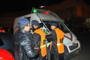 اعتقال المتهم بإضرام النار في شخص بحي جليز بمراكش + معطيات حصرية