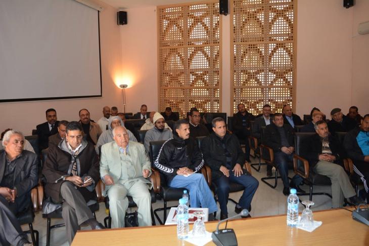 بالصور: توقيع إتفاقيات شراكة بين فرق الهواة ومجلس جهة مراكش تانسيفت الحوز