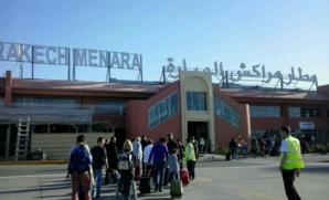 حركة المسافرين بمطار مراكش المنارة تسجل ارتفاعا بنحو 5, 3 % خلال شهر يناير الماضي