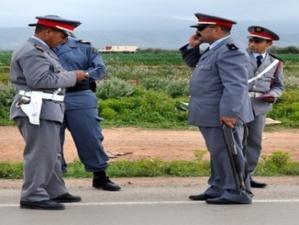 حصري: عناصر الدرك الملكي تنجح في اعتقال