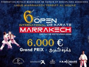 مراكش تحتضن النسخة السادسة للدوري المفتوح في الكراطي + تفاصيل