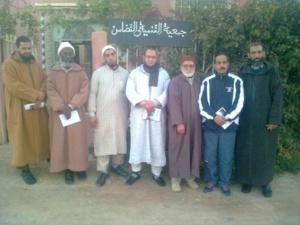 قدماء تلاميذ سيد الزوين نواحي مراكش يؤسسون جمعية لمحاربة ظاهرة الهدر المدرسي