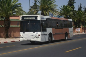 خطير : محاولة قتل سائق حافلة