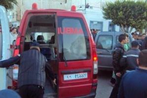 إصابة بوليسي وتلميذ بجروح جراء حادثة سير بحي لمحاميد بمراكش