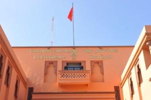 جامعة القاضي عياض بمراكش من ضمن أحسن عشر جامعات في شمال افريقيا والشرق الأوسط