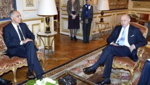 المغرب وفرنسا يعبران عن ارتياحهما