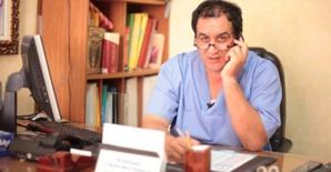 نايضة في هيئة الأطباء بجهة مراكش تانسيفت الحوز وهذا هو رد أحمد المنصوري