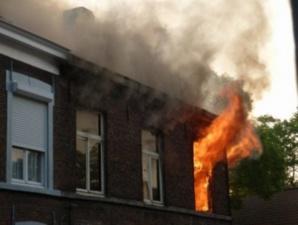 خطير: شخص يضرم النار في فيلا أسرته بحي جليز بمراكش