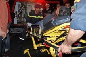 عاجل : إصابة شخص وزوجته بجروح خطيرة في حادثة سير قرب لمنارة بمراكش