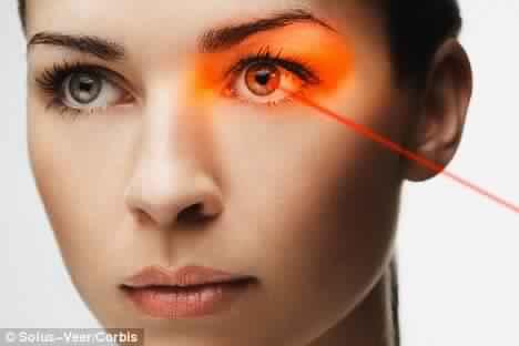 إجراء طبي جديد يمكنه أن يحول لون العيون كلياً إلى اللون الأزرق