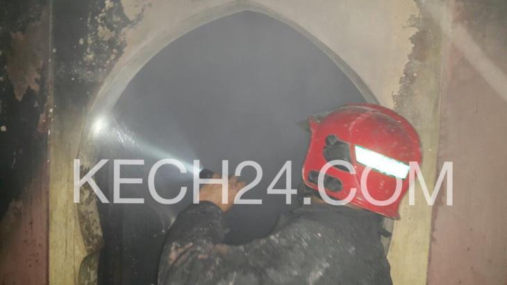 النيران تلتهم منزلا بحي باب دكالة بالمدينة العتيقة بمراكش + صورة حصرية