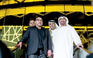 الشيخ محمد بن زايد آل نهيان في زيارة رسمية للمغرب بدعوة من الملك محمد السادس