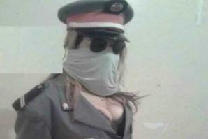 أربعة أشهر حبسا نافذا وغرامة 1500 درهم للفتاة التي جرَّت دركيا من بدلته الرسمية إلى المحكمة العسكرية