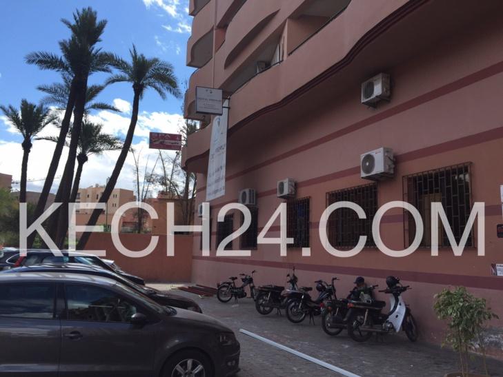 سرقة محتويات مكتب باحدى الاقامات بجيليز يستنفر اجهزة الشرطة القضائية بمراكش
