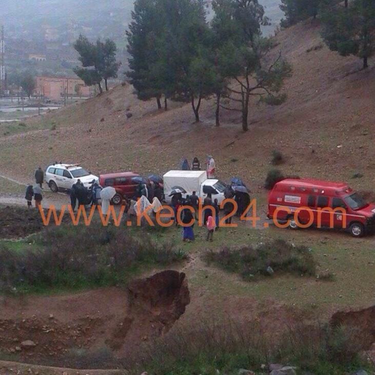 عاجل: مصرع شخصين وإصابة طفلين بجروح خطيرة في إنهيار لمنزل نواحي إقليم الحوز+ تفاصيل وصورة حصرية