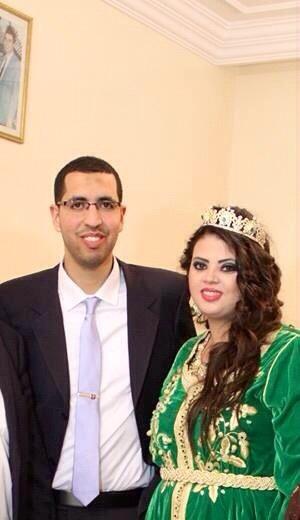 تهنئة لأسرة عادل والنوحي بمناسبة الزفاف بمراكش