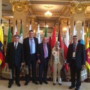 رئيس جهة مراكش يشارك في المؤتمر البرلماني الدولي الـ 132 بالفيتنام