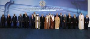 قادة دول الجامعة العربية قرروا اعتماد مبدأ انشاء قوة عربية مشتركة