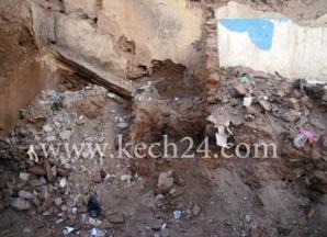 نجاة أفراد أسرة من موت محقق بعد انهيار بيتهم بالمدينة العتيقة بمراكش