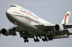 الظروف الجوية ترغم الخطوط الجوية الملكية المغربية على تحويل رحلاتها