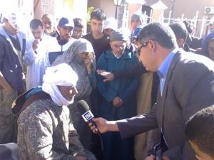 اعتقال الصحافي الصديق بنزينة المسؤول عن مكتب القناة الثانية