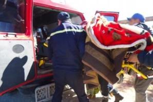 واد تانسيفت يلفظ جثة شخص بمنطقة العزوزية بمراكش