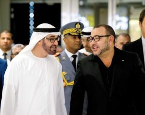 الملك محمد السادس يحل بدولة الامارات في زيارة خاصة