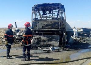 جديد فاجعة طانطان : سائق الشاحنة شاب كان عائداً من موريتانيا