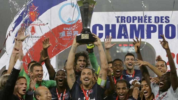 دوري أبطال أوروبا: برشلونة في ضيافة باريس سان جيرمان