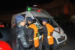 اعتقال تاجر مخدرات وبحوزته كمية من مخدر الشيرا بحي بوسكري بمراكش