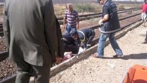 قطار يقتل شاباً بمحطة الصخيرات