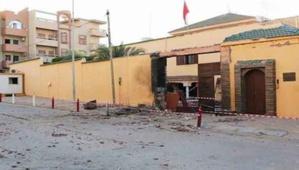جبهة البوليساريو وراء التفجير الذي استهدف سفارة المغرب بليبيا