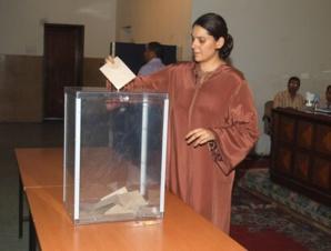 فاطمة الزهراء المنصوري عمدة مراكش ستقدم ترشيحها بهذه المقاطعة